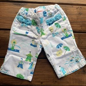Gymboree POOL PARTY Capri Pants